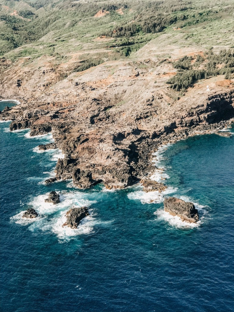 West Maui helicopter tour