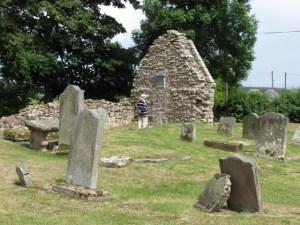 Simprim Churchyard Thomas Sweet (1758 -1848) was christened here.