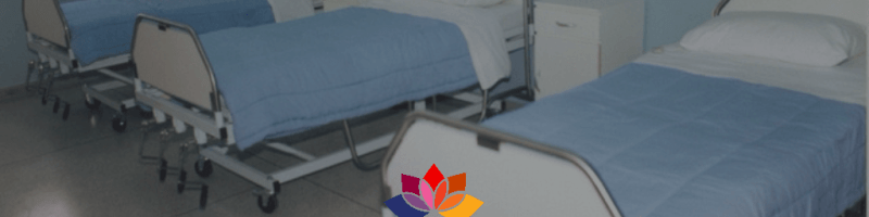 After Surgery – Hospital Room