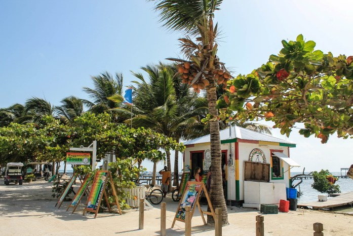 Raggamuffin Tours on Caye Caulker