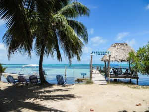 Sundreams Hotel Caye Caulker island