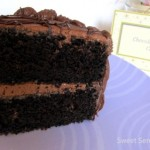 Summer Soiree – Chocolate Cake