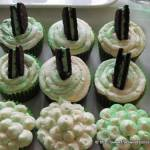 Cupcakes 3 Ways for St. Pat's Day