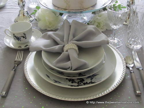 bridal table 3