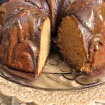 Sweet Potato Pound Cake Redux