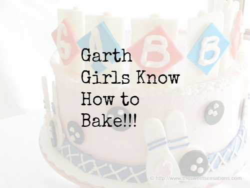 garth girls bake