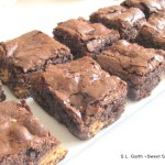 Kit Kat Brownies and a Worthy Cause