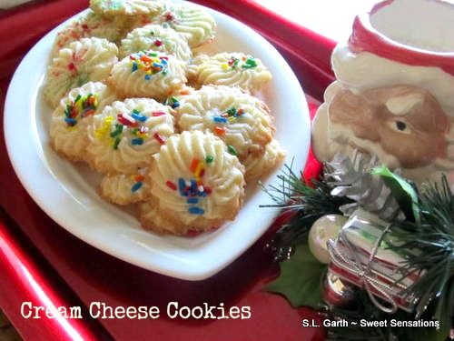 cream cheese cookies 2