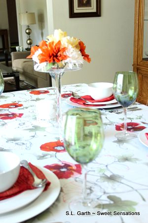 poppy table 6