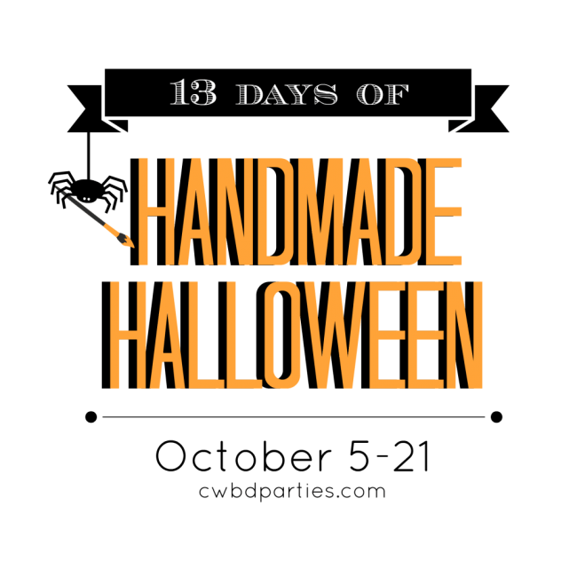 13 Days of Handmade Halloween