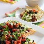 7 Layer Dip with Hormel Chili