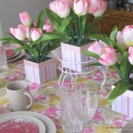 Planning For Spring Tablescape and a Link Party