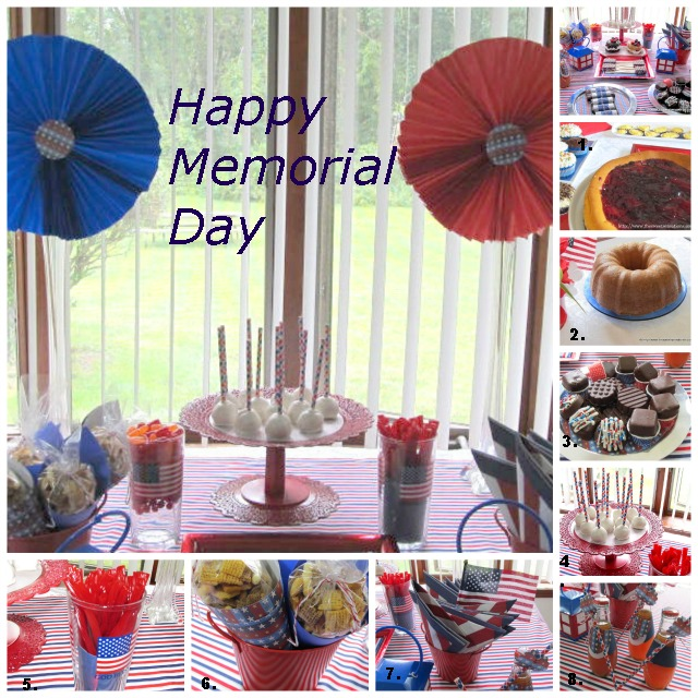 Memorial Day Collage 1