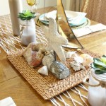 Coastal Table Decor