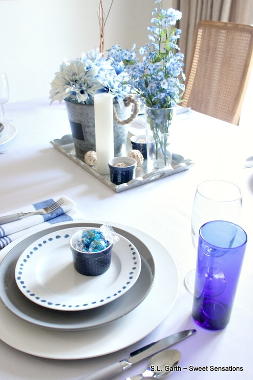 Finding your Tablescape Style is simple as looking around your home and determining what makes you comfortable and what makes you smile.