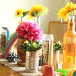 Colorful Cinco de Mayo Tablescape