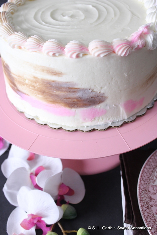 Making this Neapolitan Checkerboard Cake takes a little extra time but the end results are well worth it.
