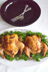 Consider Herb Marinated Cornish Hens as an alternative to turkey for your holiday meal. They're very tender and receptive to a myriad of seasonings.