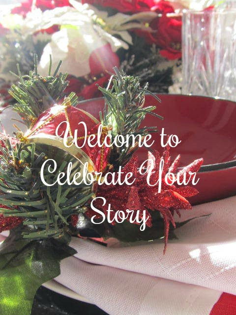 Thanks for visiting Celebrate Your Story link party and we look forward to you joining us again next week.