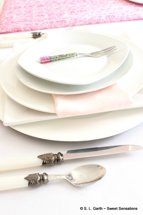 Styling 3 Different Tables with the Same Linens saved time, money, and provided inspiration for future tablescapes.