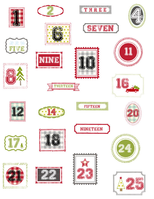Product Categories 12 Days Of Christmas
