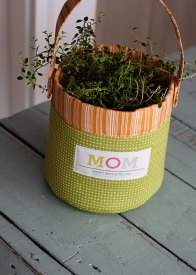 Mother's Day Pail