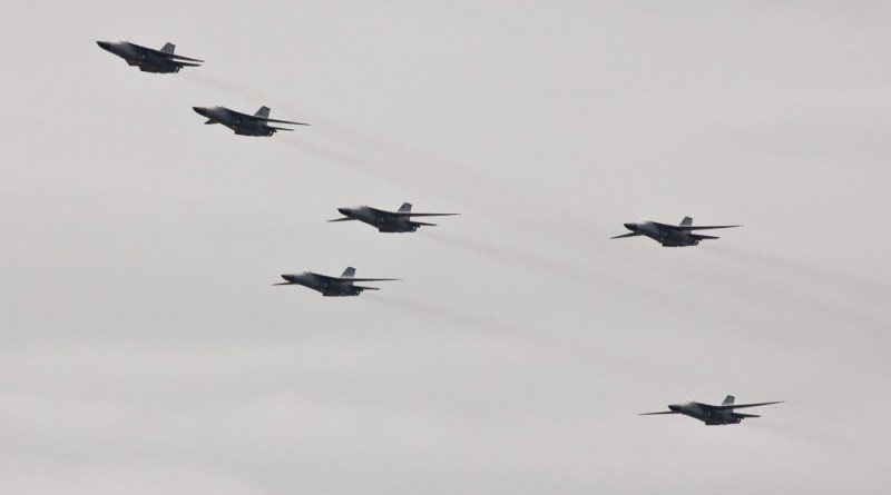 F-111 retirement six ship flypast