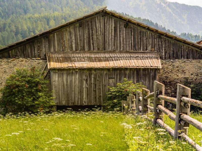 Reschen Pass, Südtirol