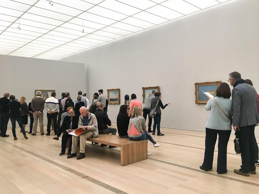 Exhibition Monet, Room Three