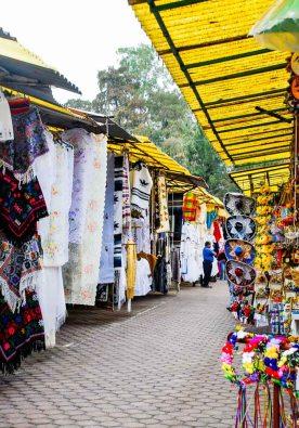 Market in Mexico City
