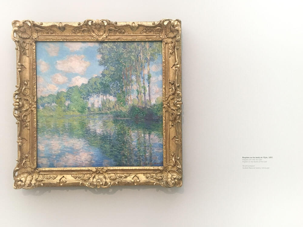 Poplars on the Banks of the Epte, 1891