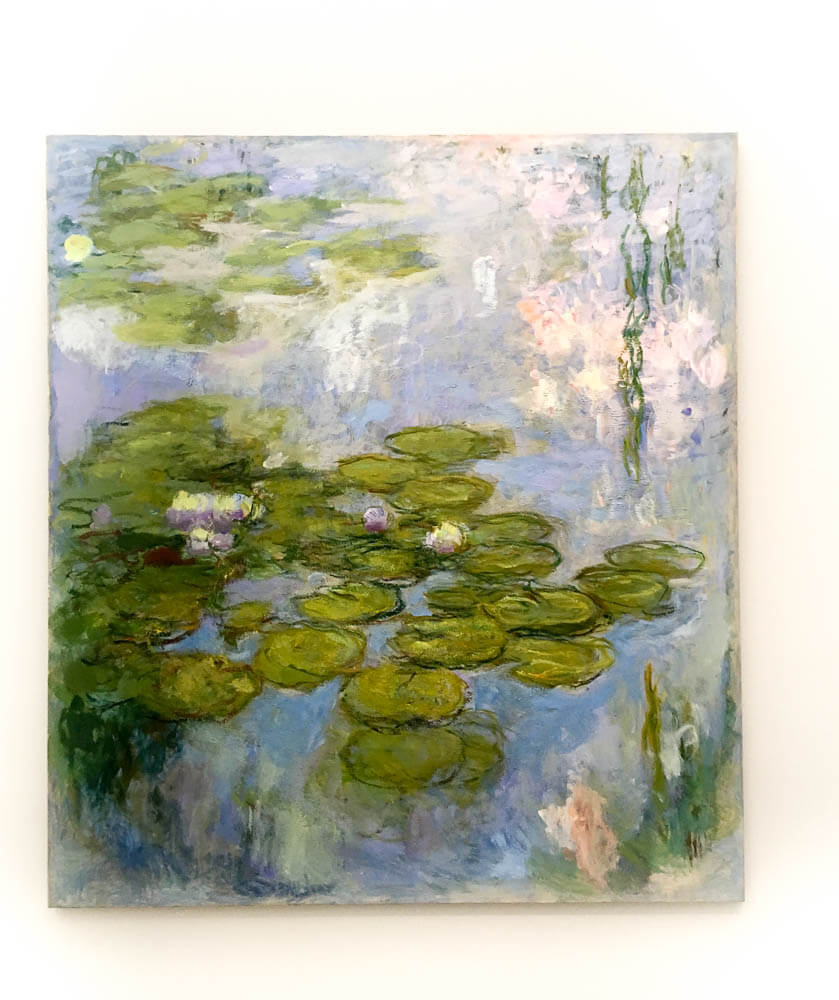 Water Lilies, 1916-1919