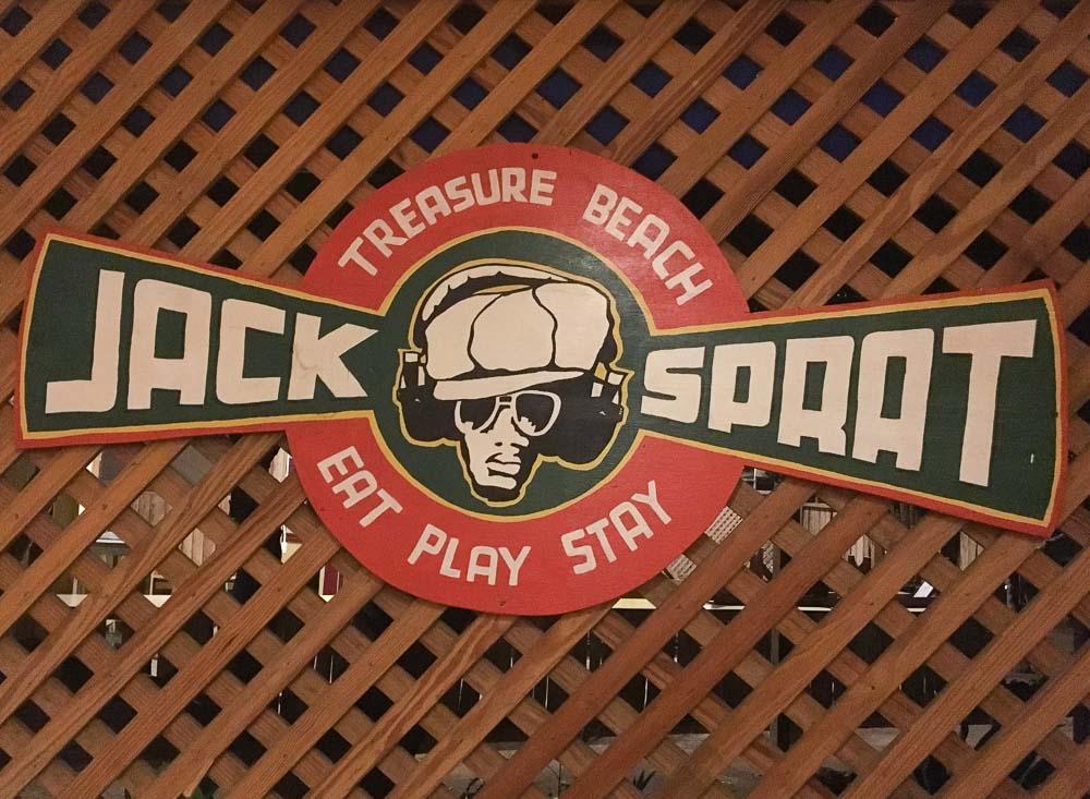 Jack Sprat Restaurant at Jakes Resort in Jamaica
