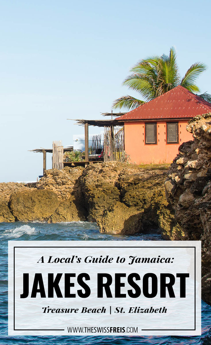Jakes Hotel, Villas and Spa is the perfect blend between authentic Jamaican style and international finesse. Do yourself a favor when you travel to jamaica and explore this less touristic side of the island. You're sure to be impressed. via www.theswissfreis.com