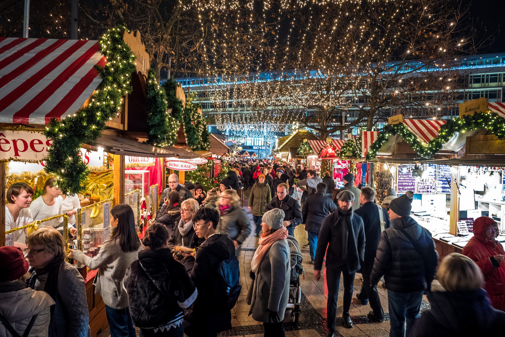 Swiss Christmas Market