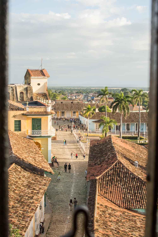 Trinidad de Cuba town