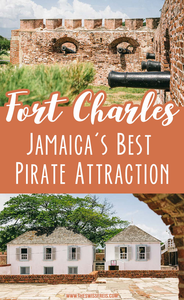 Fort Charles Jamaica is the best Pirates of the Caribbean attraction