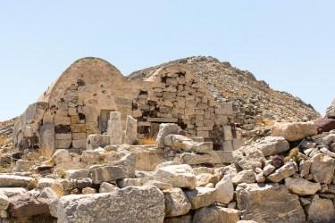Ruins at Ancient Thera
