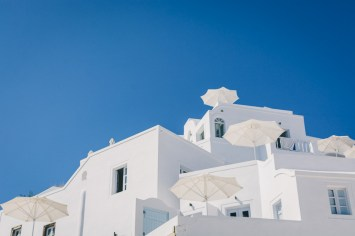 White Buildings in Imerovigli