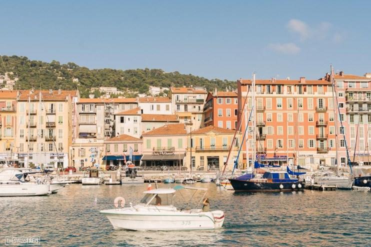 Port de Nice Marina France