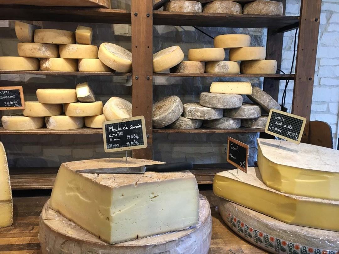 Autumn Festivals in Switzerland Cheese