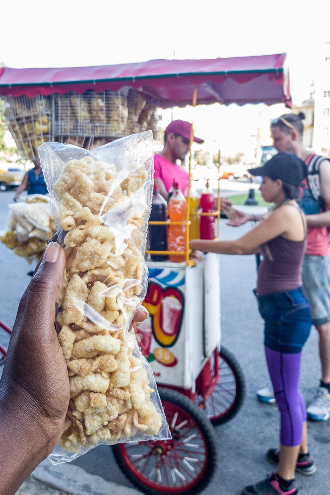 Mobile Snack Vendor