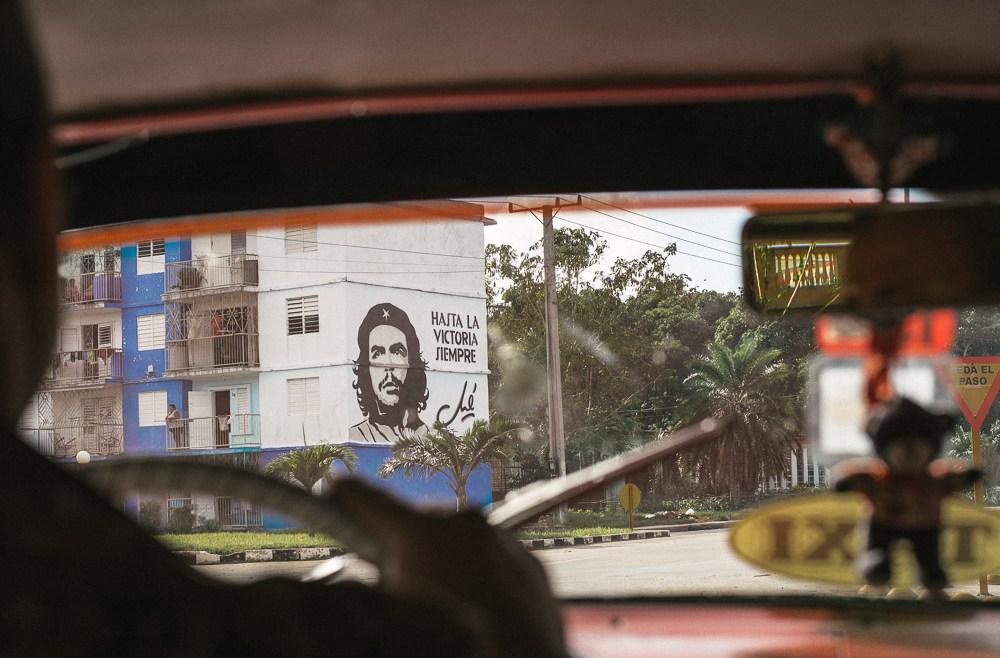 Che Guevara artwork