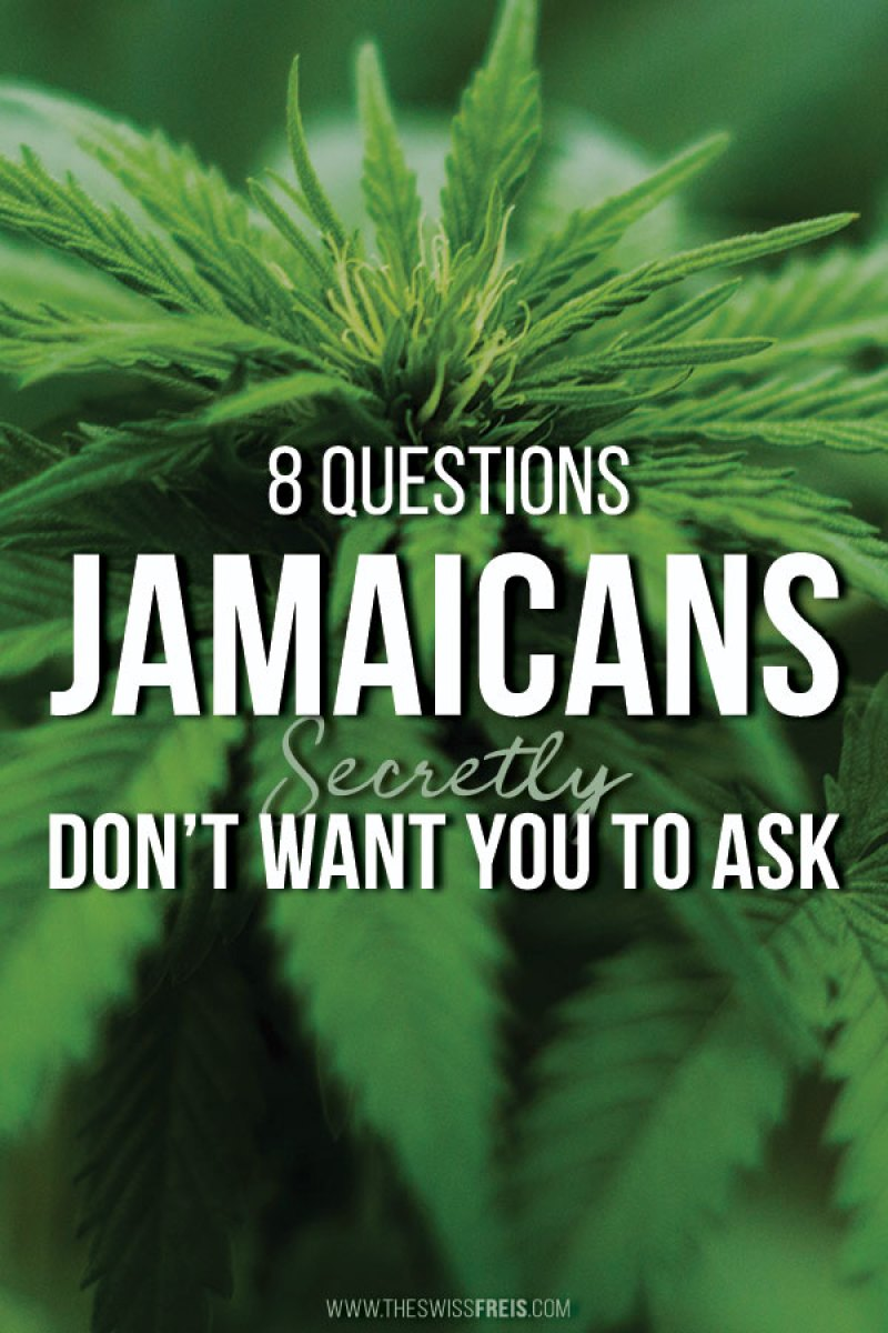 8 Questions Jamaicans Secretly Don't Want You to Ask #jamaica #jamaicanstereotypes