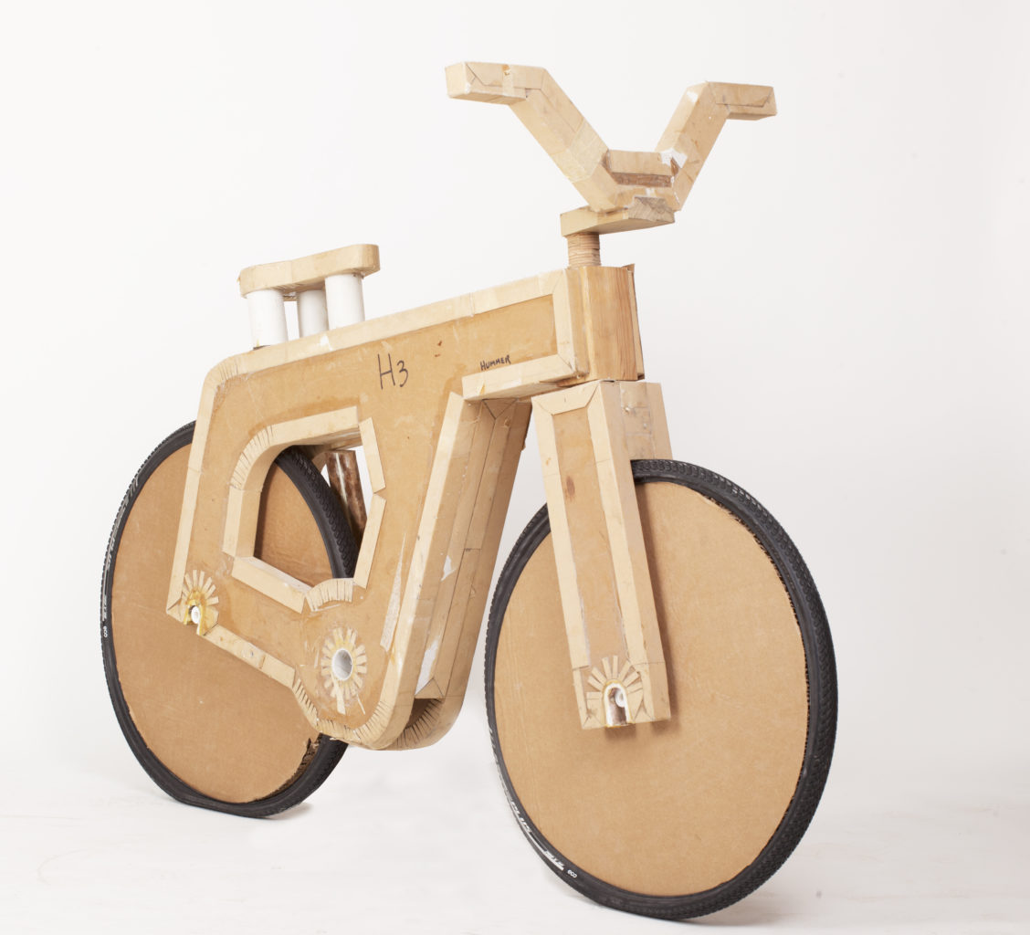 Remember the entrepreneurs who made a cardboard bike  Here s where         Remember the entrepreneurs who made a cardboard bike  Here s where they  are now   The