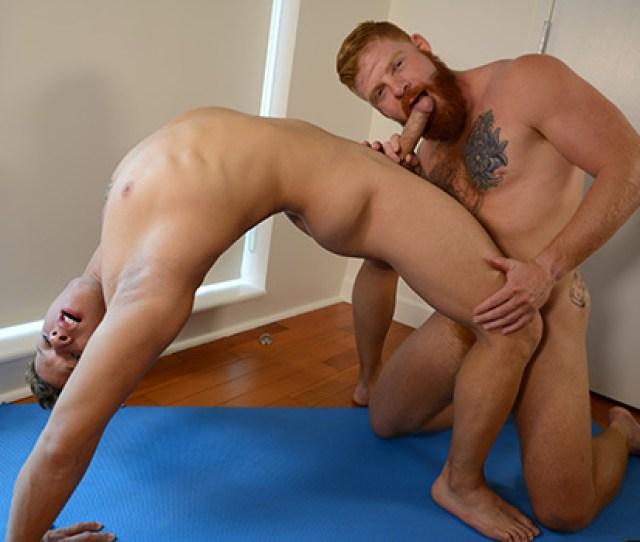 Men Com Made Some Yoga Porn