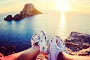 verliefd op vakantie