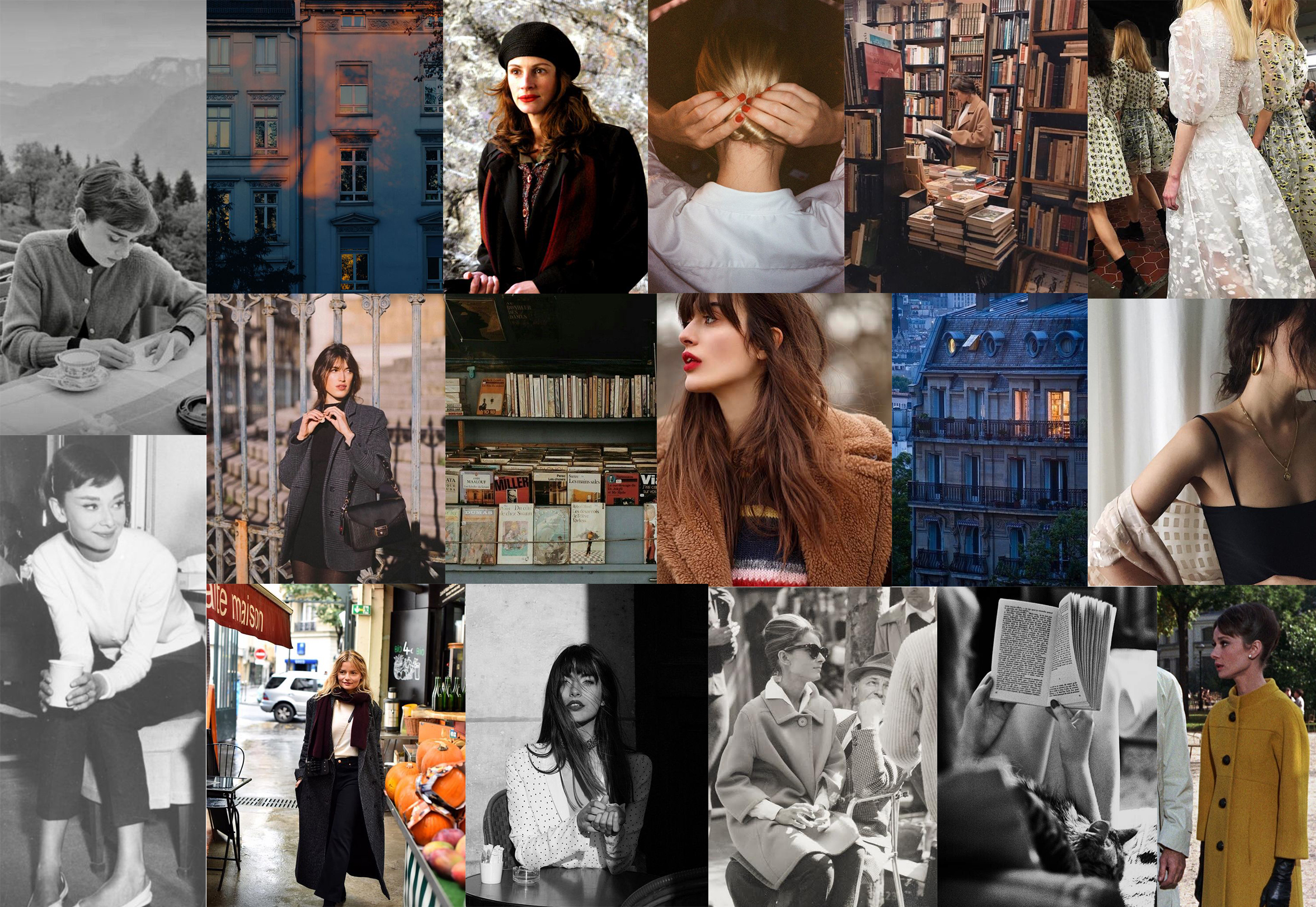 The Winter Moodboard , The Sydney Stories