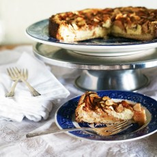 Bavarian Apple Torte | www.thetableofcontents.co
