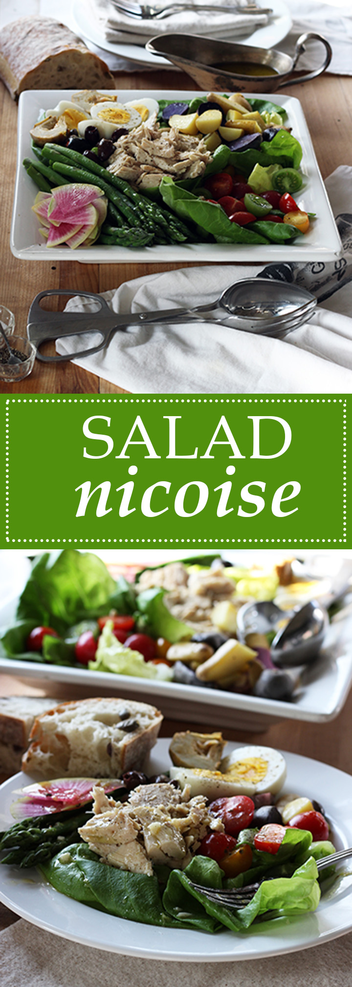 Salad Nicoise | www.thetableofcontents.co